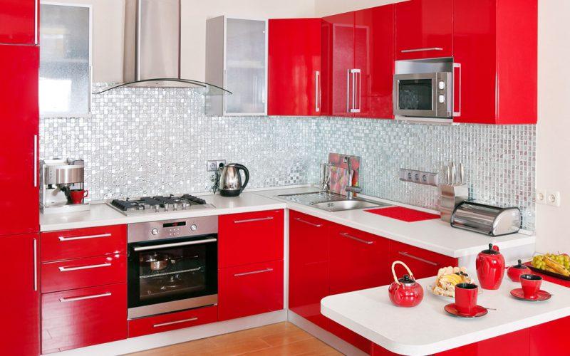 طرح های برجسته آشپزخانه