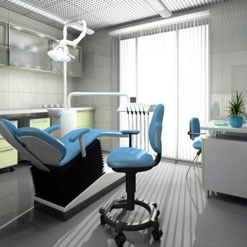 تجهیز و دکور دندانپزشکی